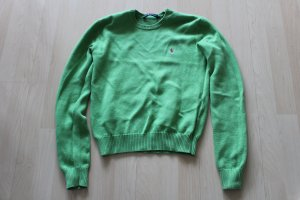 Hellgrüner Pullover Ralph Lauren