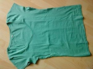 hellgrünes Baumwollshirt in 38 Vero moda