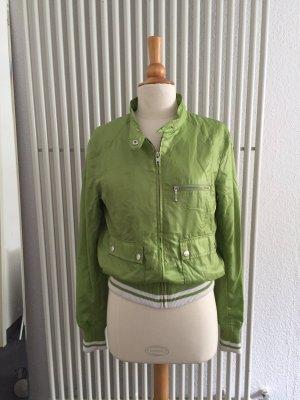 Hellgrünes Blouson von H&M