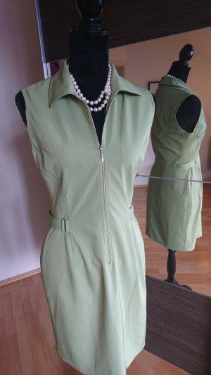 hellgrünes Kleid Marc Cain