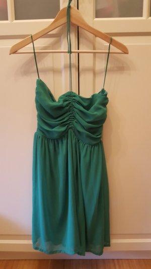 hellgrünes Kleid von Zara