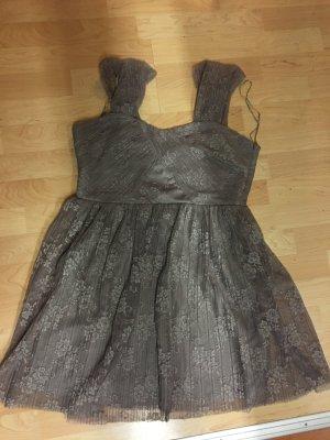 Helllilanes Kleid in 42 von Topshop