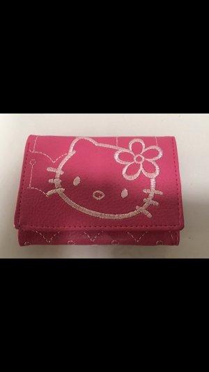 Hello kitty Portafogli bianco-rosa