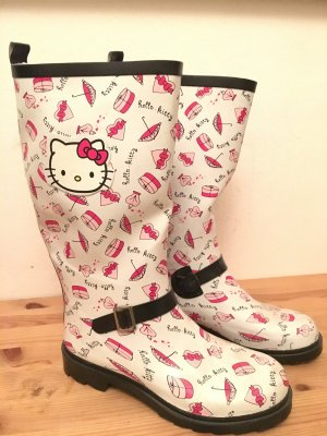 Sanrio Wellies multicolored synthetic material