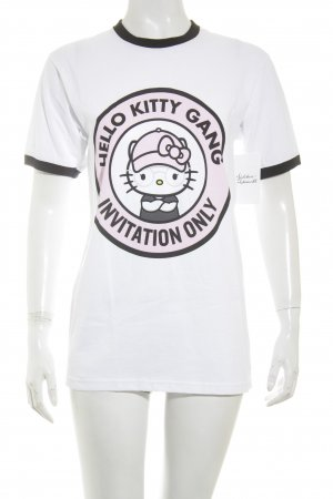 Hello kitty T-Shirt Motivdruck