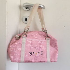 Hello Kitty Tasche Bag Klein Rosa Pink Kawaii Cute Sanrio Japan Kinder Top