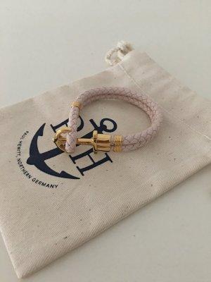 hellrosa armband von paul hewitt