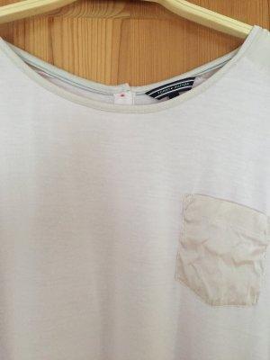 Hellrosa farbenes Blusenshirt von Tommy Hilfiger in Größe M