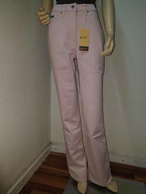 Arizona Jeans a gamba dritta rosa antico