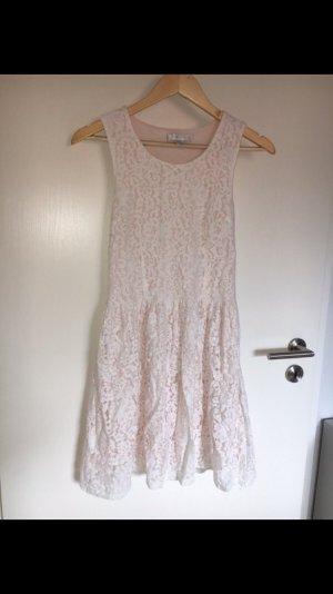 Amisu Shortsleeve Dress light pink