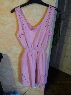 hellrosa Kleid Größe 38