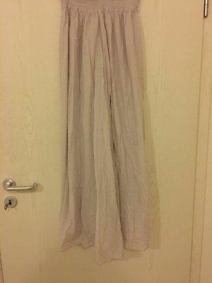 DANIELS Maxi Skirt light pink cotton