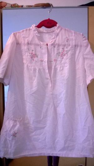 Hellrosa vintage Nachthemd kurz