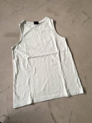 Helltürkisfarbenes Tanktop // Selected