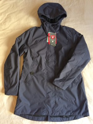 Helly hansen Raincoat dark blue-blue
