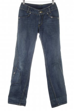 Helly hansen Boot Cut Jeans blau Washed-Optik