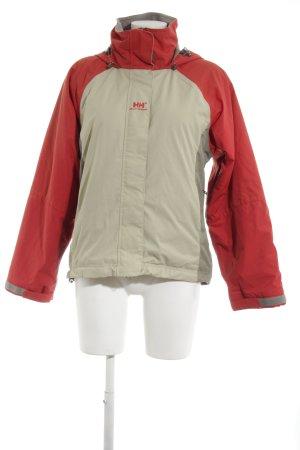Helly hansen Outdoorjacke goldfarben-rot sportlicher Stil