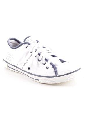 Helly hansen Sneaker stringata bianco-blu stile casual