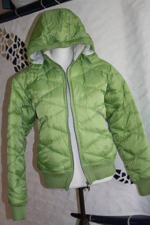 HellyHansen Jacke / Anorak / Daunenjacke / Winterjacke / Gr. L(40) / grün