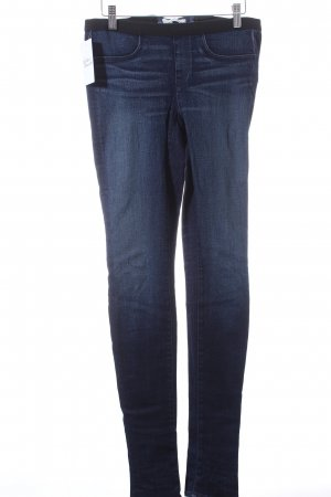 Helmut Lang Jeggings blau Casual-Look
