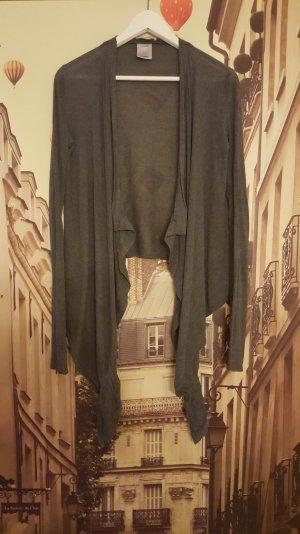 Helmut Lang waterfall cardigan