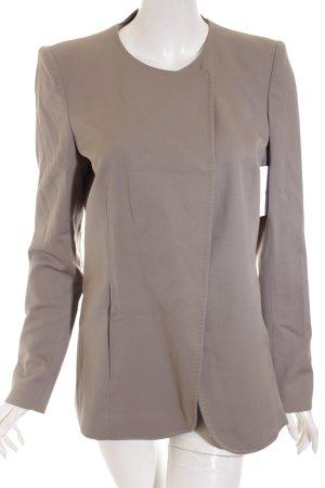 Helmut Lang Wolljacke graugrün minimalistischer Stil