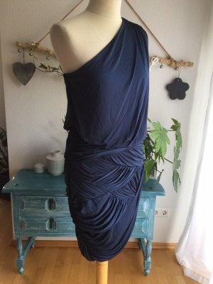 Helston Heritage Kleid blau Größe L