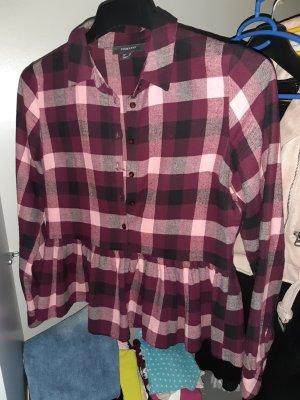 Primark Shirt met lange mouwen roségoud-paars