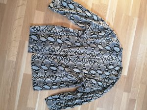 Amazone Hemdblouse lichtgrijs-grijs