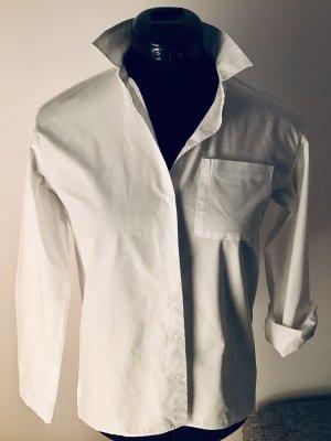 Edc Esprit Camicia a maniche lunghe bianco