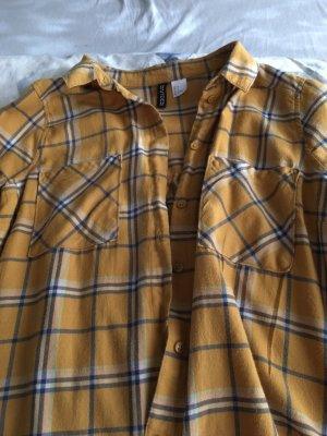 H&M Divided Camisa de leñador multicolor