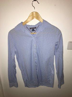 Tommy Hilfiger Shirt met lange mouwen leigrijs