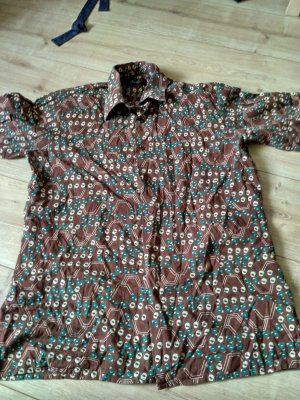 Short Sleeve Shirt brown