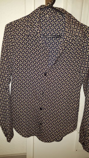 conbipel Shirt Blouse black-grey brown