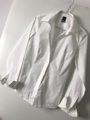 Best Connections Long Sleeve Blouse white