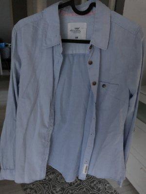 Hemd blau H&M