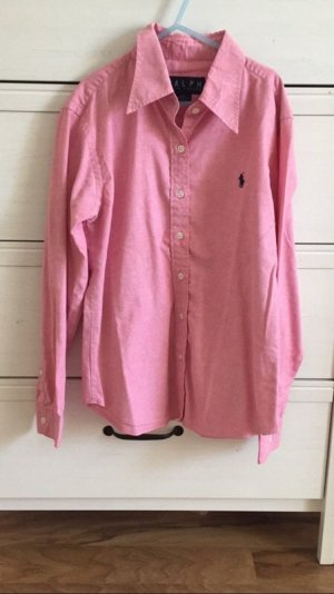 Lauren by Ralph Lauren Blouse-chemisier rouge framboise-rose
