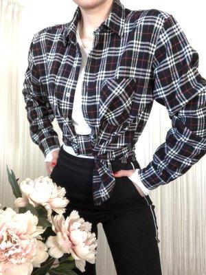 American Apparel Camicia di flanella multicolore
