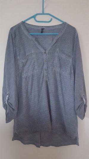 Hemd, Bluse, dreiviertel