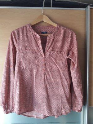 Hemd-Bluse gemustert