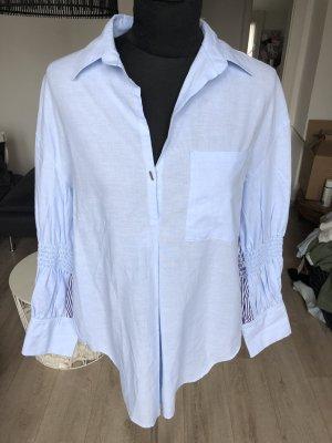 Hemd Bluse, Größe M