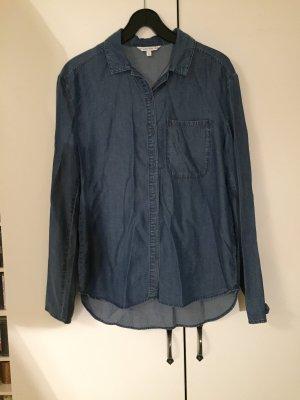 Hemd/Bluse Jeans-Optik