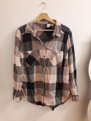 Hemd Bluse kariert Größe 42 von H&M