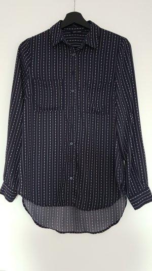 Hemd Bluse Madeline Stripe von New Look Gr. 36 (UK 8)