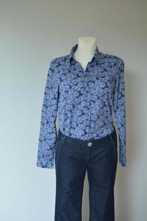 Hemd-Bluse mit pfiffigen Muster