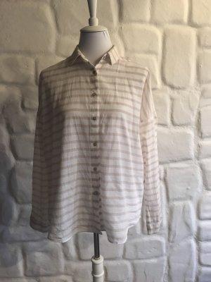 Hemd/Bluse Opus Gr.38 weiß/creme