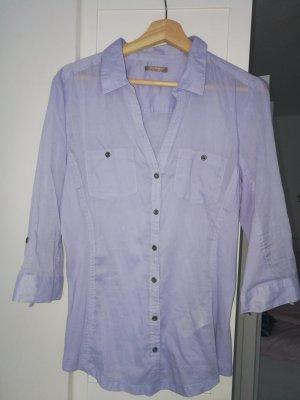 Hemd  Bluse/ Schick* Hellblau Gr 40 ORSAY