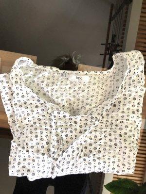 b.p.c. Bonprix Collection Camicia blusa bianco-nero