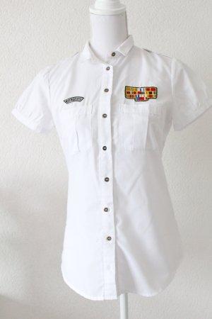 Hemd-Bluse von Zara Größe S