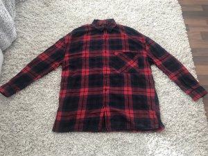 Zara Camicia da boscaiolo multicolore Cotone